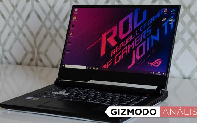 Asus Rog Strix G: máy tính xách tay chơi game không nổi bật chút nào, nhưng làm tốt mọi thứ mà không làm bạn vỡ túi