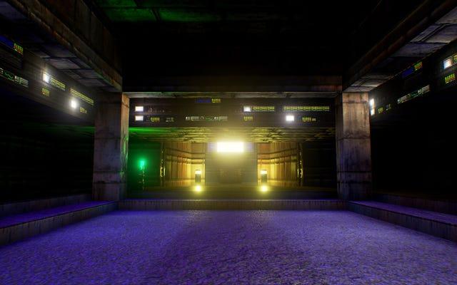 Unreal Engine 4は運命を非常に、ええと、角度のあるものにします