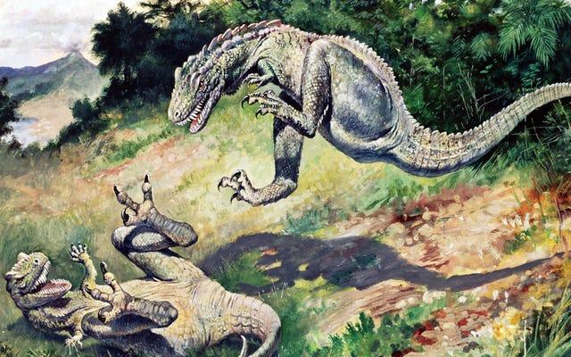 恐竜を一掃した隕石の数秒の違いは、恐竜の絶滅を防ぐのに十分だったかもしれません