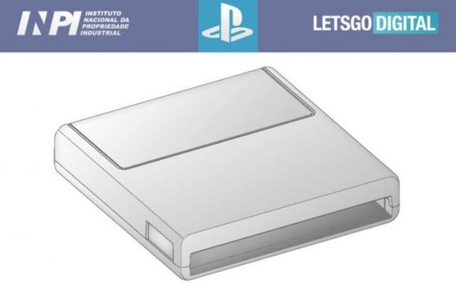 Почему PlayStation хочет, чтобы этот картридж только что запатентовали?