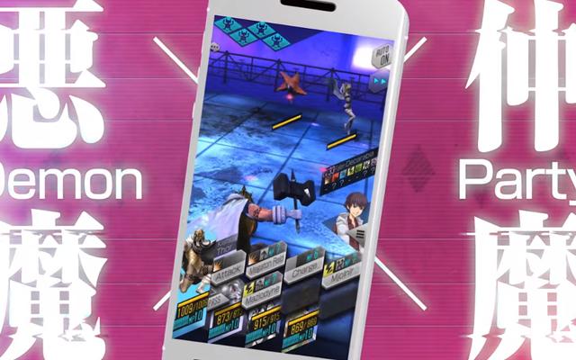 Shin Megami Tensei Mobil Oyunu, Sosyal Medyanın Cehennem Dünyasını Kucaklıyor