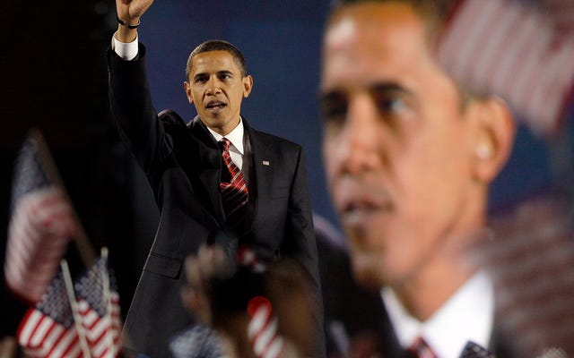 Las elecciones de 2008 de Barack Obama impulsaron la salud mental de los hombres negros, según un estudio