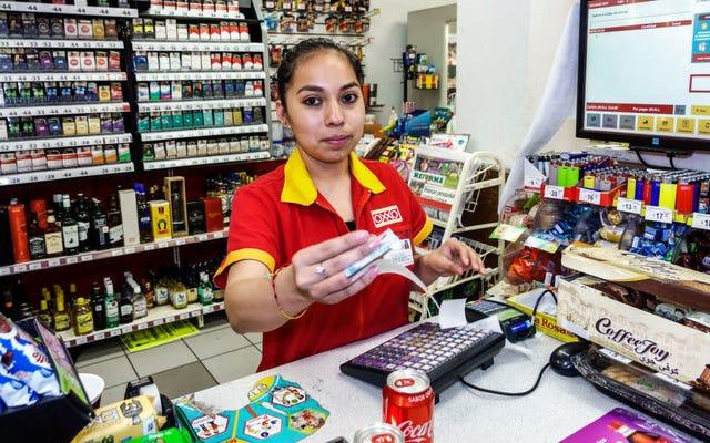 メキシコの2つの州では、未成年者へのジャンクフードの販売を禁止しています