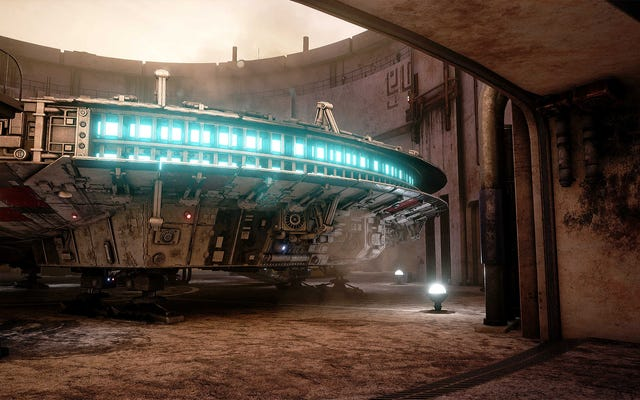 การสร้าง Unreal Engine 4 ของ Star Wars ดูดีมาก
