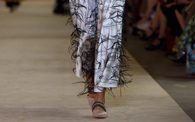 คุณจะสวมกางเกงมีขนดกเหล่านี้หรือไม่?