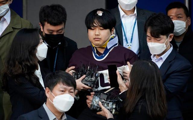 Güney Kore, Çevrimiçi Video Şantaj Yüzüğünün Ardındaki Adamın İsmini Verdi