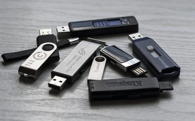 """System Windows rezygnuje z """"bezpiecznego usuwania"""" dysków USB"""