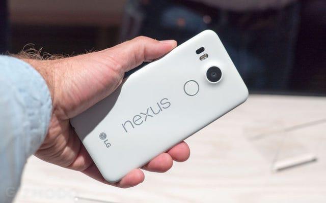 Nexus của Google đã chết: Android P sẽ không hỗ trợ cho Nexus 5X, 6P hoặc Pixel C