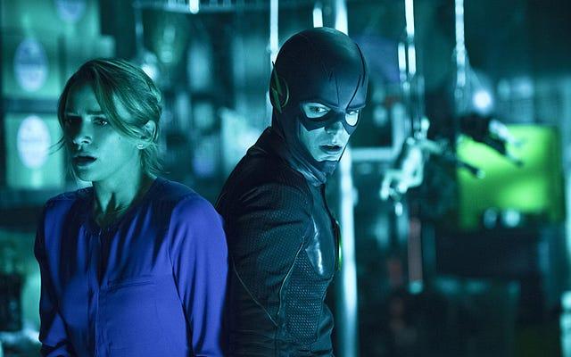 In The Flash, Barry è un ignaro tacchino di Natale (sul serio)