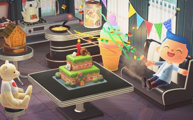 La próxima actualización gratuita de Animal Crossing es una bendición para los diseñadores