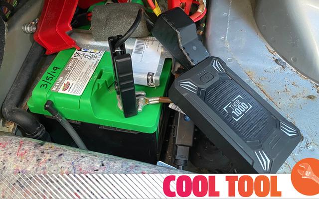 Outil sympa: voici une batterie de démarrage bon marché qui fonctionne réellement