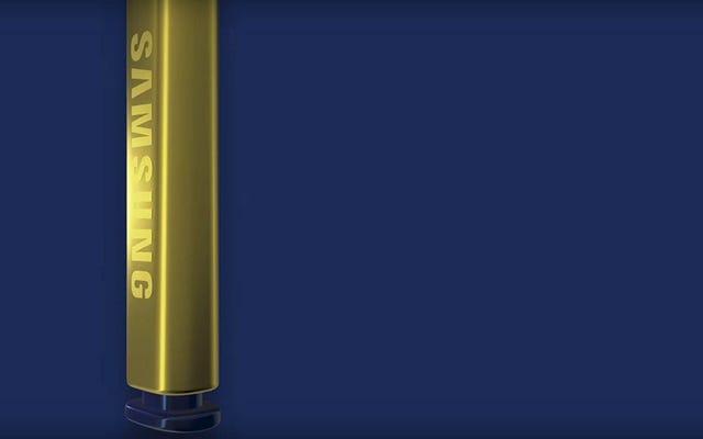 Samsung taquine le Galaxy Note 9 le 9 août