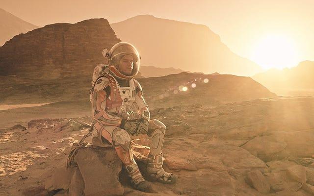 Mehr Ärger bei Reisen zum Mars: Astronauten haben die doppelte Chance, an Krebs zu erkranken