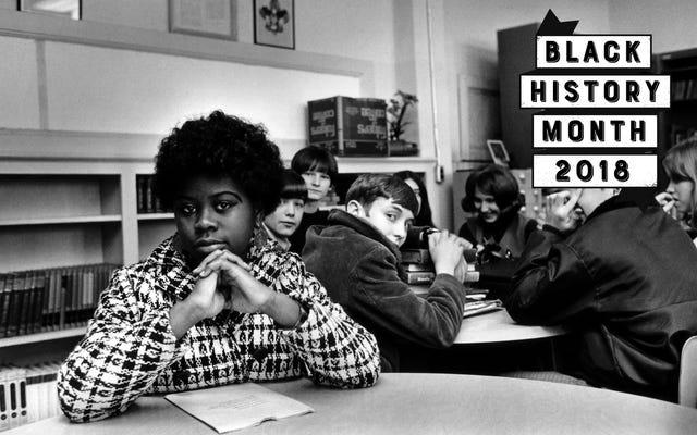 黒人の歴史は1か月に追いやられることはできず、またそうすべきではありません