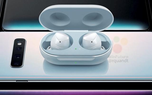 AppleのAirPodsと競合するSamsungの新しいワイヤレスヘッドフォンもそうです