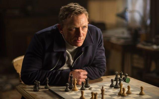 ชิคาโกดู Spectre การผจญภัยครั้งล่าสุดของ James Bond ก่อนใครและฟรี