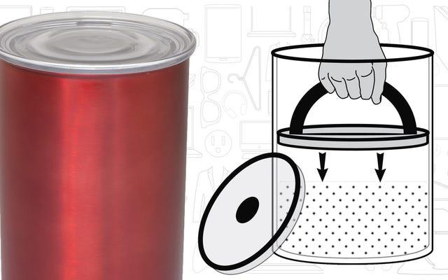 Airscape: stockage hermétique pour le café et plus