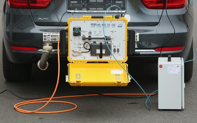 伝えられるところによると、ドイツはディーゼルゲート後の排出ガス試験をランダム化したいと考えています
