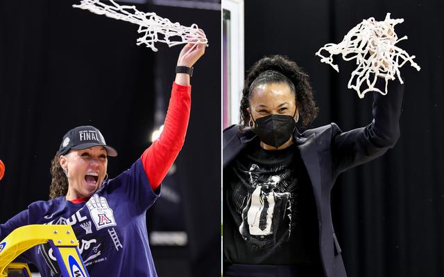 Kisahnya Sekarang Sejarah: Adia Barnes, Dawn Staley Menjadi Wanita Kulit Hitam Pertama yang Menjadi Pelatih di Turnamen Final Four yang Sama