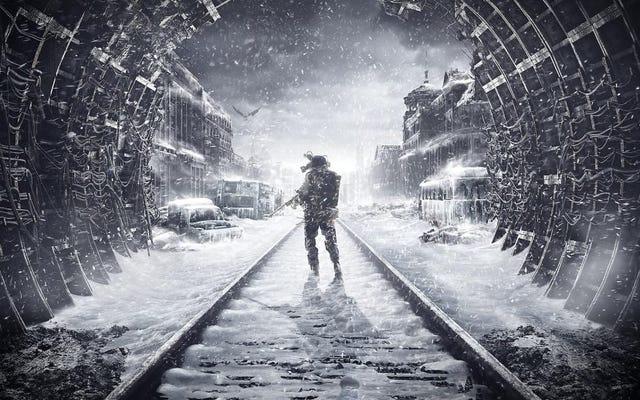 Valve заявляет, что это «несправедливо», что Metro Exodus является эксклюзивом Epic Store