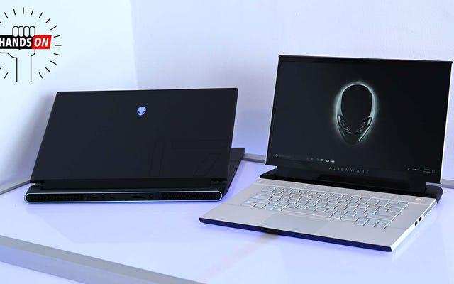 Thiết kế lại lớn của Alienware đến với máy tính xách tay chơi game mỏng nhất