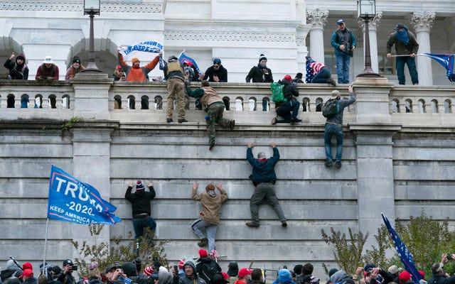 民兵グループのリーダーは、国会議事堂の反乱を計画する前にトランプの指示を待っていた、とDOJは言います