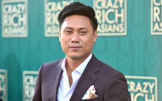 """จอนเอ็ม. ชูอธิบายว่าเหตุใดการหลอกลวงในการคัดเลือกนักแสดงของ Crazy Rich Asians จึง """"น่ารังเกียจ"""" เป็นสองเท่า"""