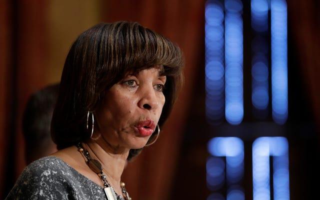 FBI, Agen IRS Cari Balai Kota, Rumah Walikota Baltimore Catherine Pugh
