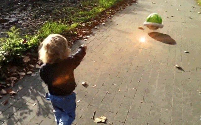 子供の想像の中にいるのはどうあるべきか