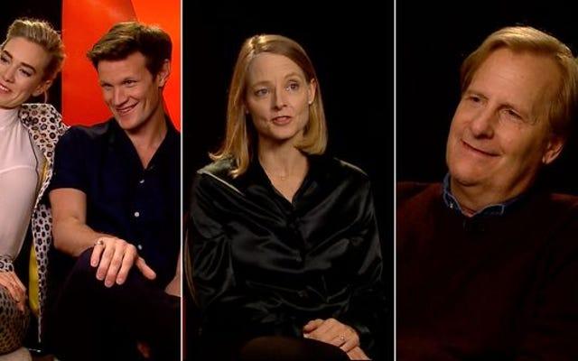 """เราไม่ค่อยแน่ใจว่า Jodie Foster รู้ว่า """"Netflix and chill"""" หมายถึงอะไร"""
