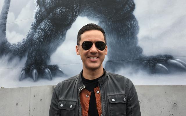 Perché Godzilla significa il mondo per il regista di King Of Monsters Michael Dougherty