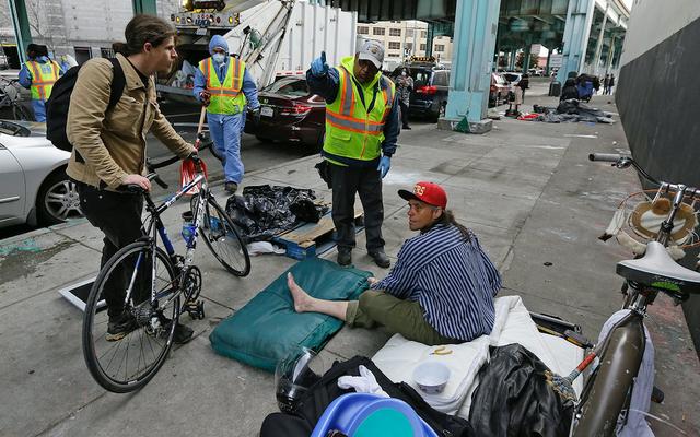 サンフランシスコの大きなホームレスプロジェクトからの最良および最悪のアイデア