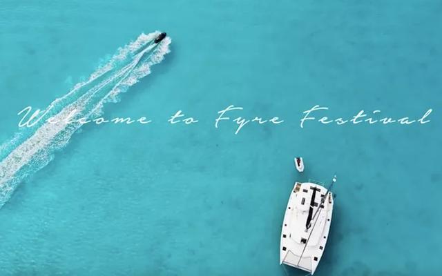Dos asistentes al Fyre Festival ganan $ 5 millones en una demanda y apuesto a que estás deseando haber ido ahora