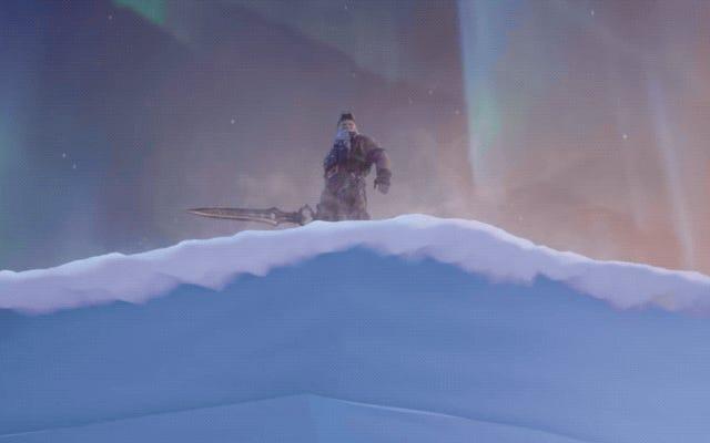 飛行機、雪、サンタクロース:フォートナイトシーズン7はこちら