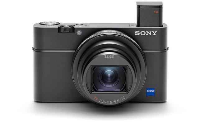 ソニーはRX100をアップグレードして、究極のオフロードカメラにしました