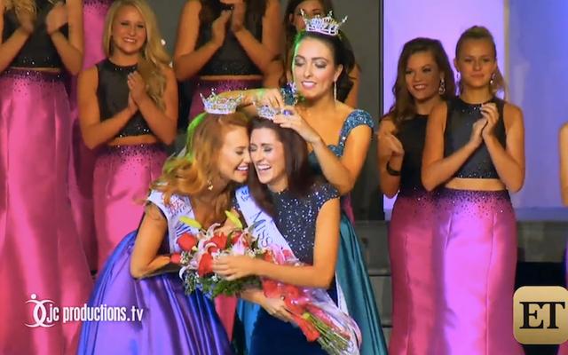 La première femme ouvertement gay remporte le Miss Missouri