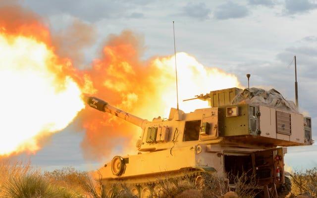 米軍は、クレイジーでほぼ不可能な射程を持つ大砲を望んでいます