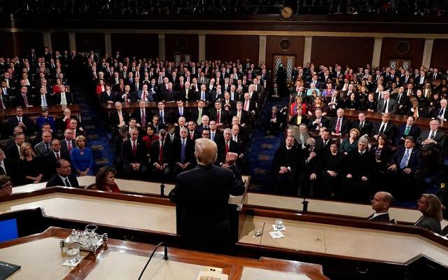 Les femmes du Congrès porteront du blanc à l'état de l'Union