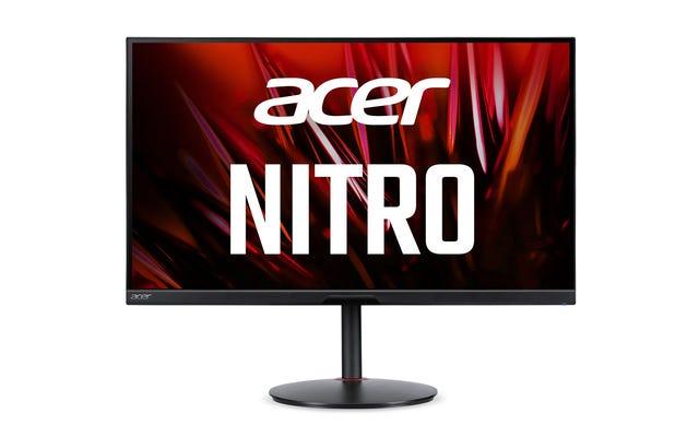 Le nouveau moniteur Nitro de 28 pouces d'Acer a été conçu pour les consoles de nouvelle génération