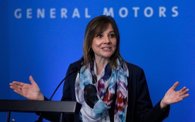 GM salta su Trump