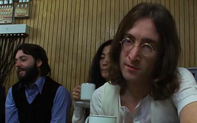 ピータージャクソンのGetBackを初めて見たとき、ビートルズはばかげています