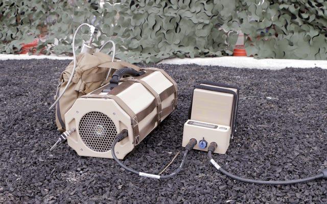 DARPA की क्रेजी लेकिन जीनियस ने बैटरियों को प्रोपेन से बदलने की योजना बनाई