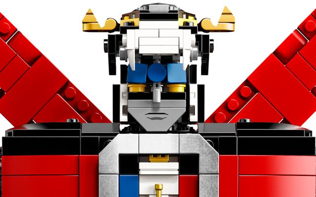 レゴのボルトロンセットは私たちの夢の巨大なレンガのロボットです