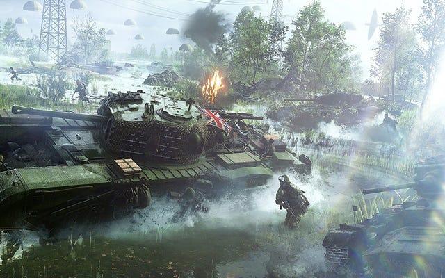 Battlefield V cho thấy ngành công nghiệp trò chơi điện tử đang phát triển như thế nào