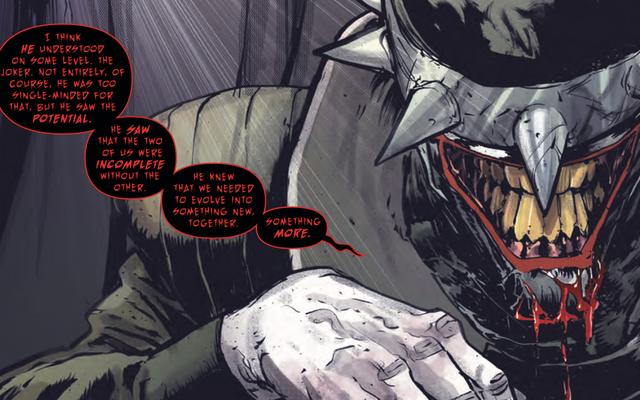 Бэтмен, который смеется - одна из самых ужасных и шокирующих историй DC о Темном рыцаре