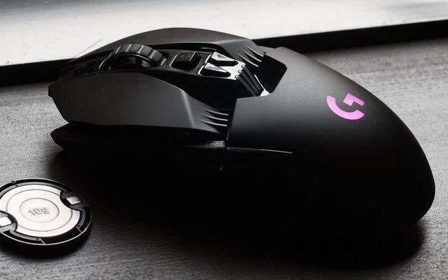 Économisez gros sur l'une des meilleures souris gaming sans fil de Logitech