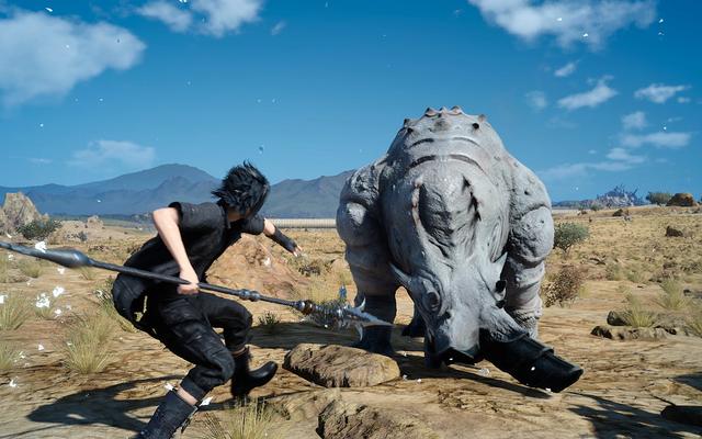 El director de Final Fantasy XV dice que se enteró de Scorpio en la conferencia de Microsoft