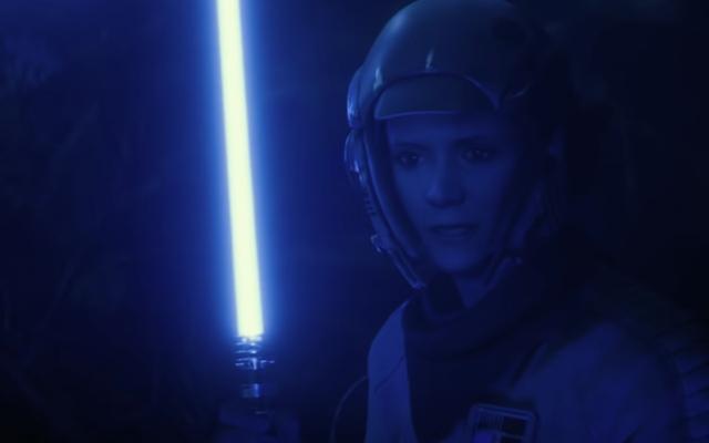 Leia tuvo éxito donde Luke falló