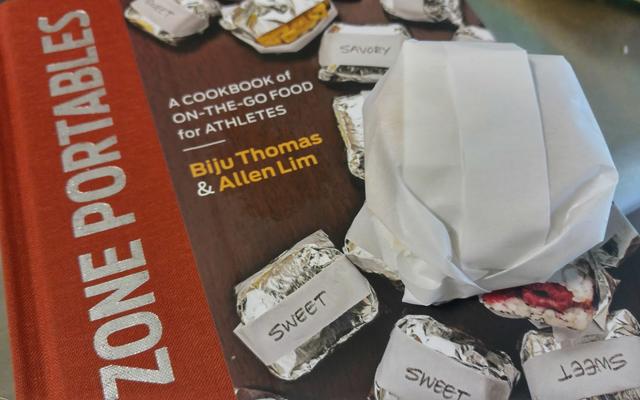 Feed Zone Portables Dikemas Dengan Resep Makanan Latihan Nyata Yang Dapat Anda Buat Sendiri