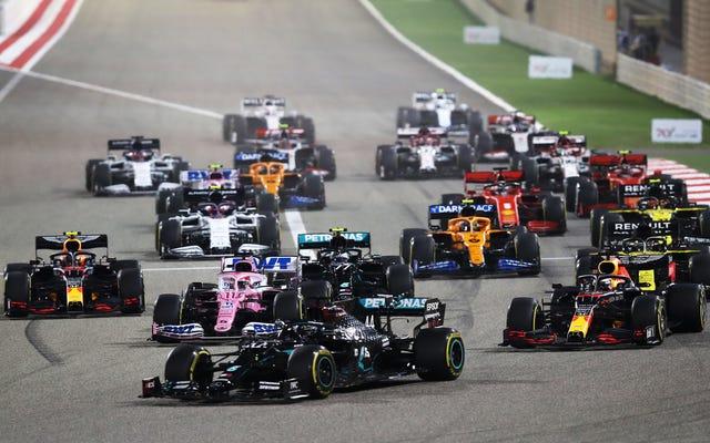 Attendez-vous à des changements à la moitié du calendrier de Formule 1, déclare le patron de la FIA